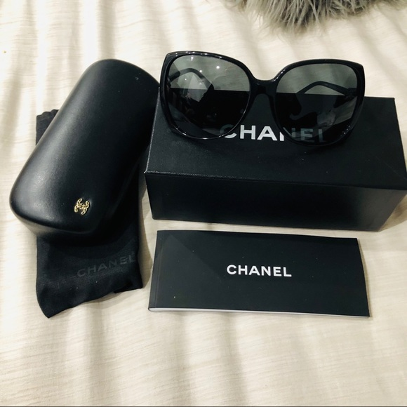 e8a28985fb05 CHANEL Accessories - Chanel Oversized Sunglasses Style 5216